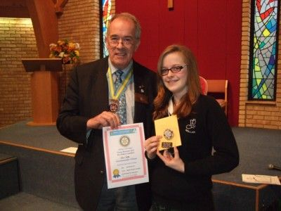 Rotary Young Musician 2013 R Sutton