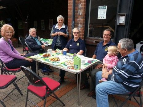 MacMillan coffee morning 26 Sep2014